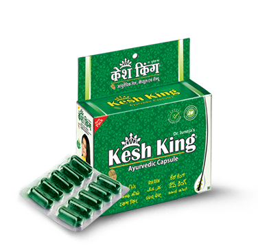 Kesh King Ayurvedic Capsules for Hair Growth