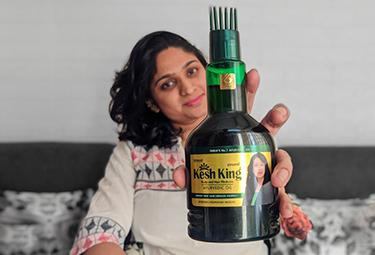 Ayurvedic Medicinal Hair Oil