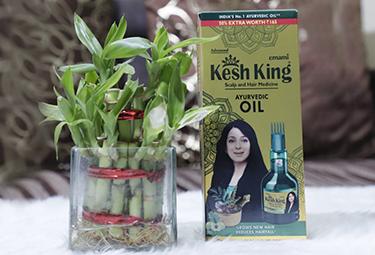 Kesh King Ayurvedic Oil