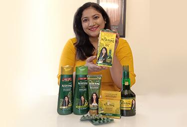 Kesh King Ayurvedic Hair Products