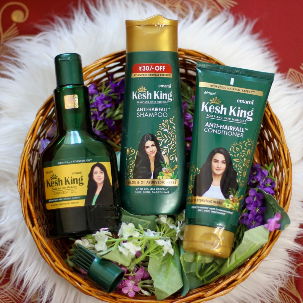 Keshking products