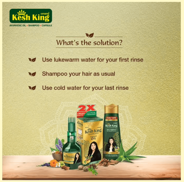 Kesh King Products for hair growth