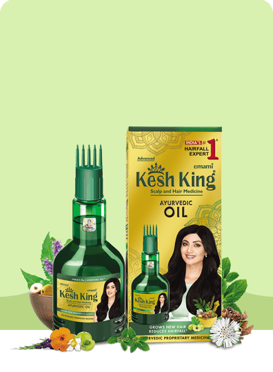 Ayurvedic Oil for Hair Growth