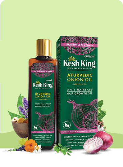 Ayurvedic Onion Oil