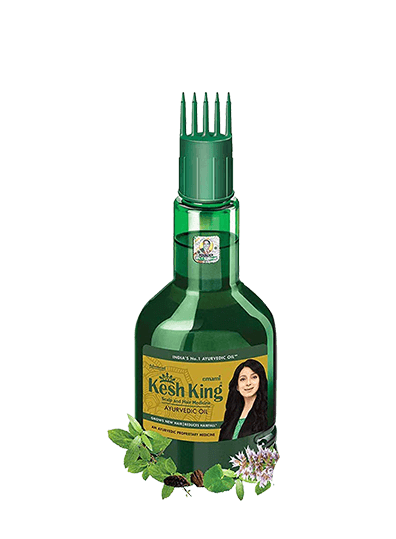 Kesh King Hair Fall Control Oil