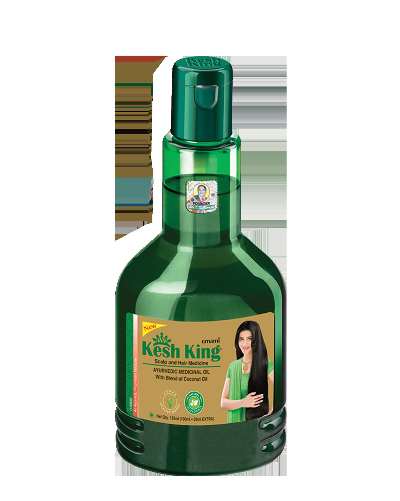 Kesh King Hair Oil for Hair Fall Control