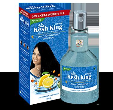 Ayurvedic Anti Dandruff Shampoo